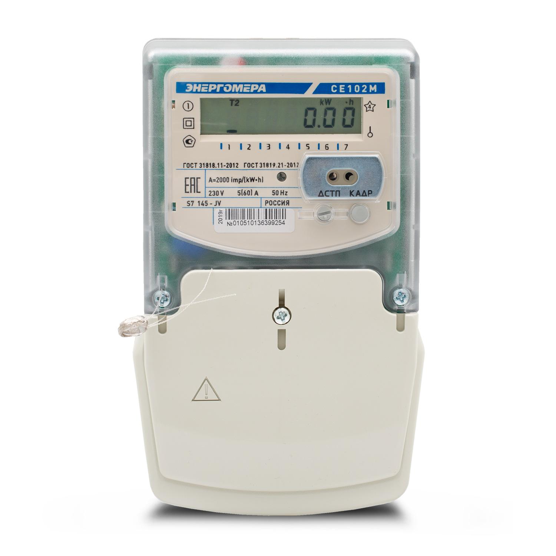 Энергомера CE102M-S7