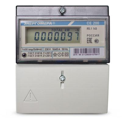 Энергомера CE200-R5.1